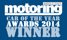 2014 Motoring Middle East Car Awards