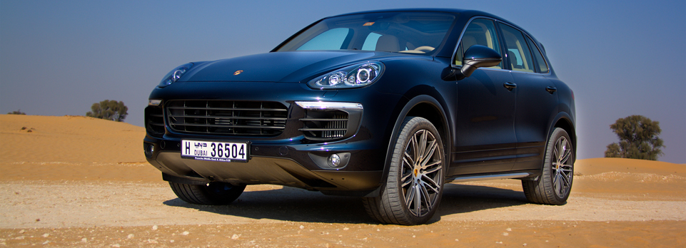 Downsizing makes for a very different kind of Porsche Cayenne S