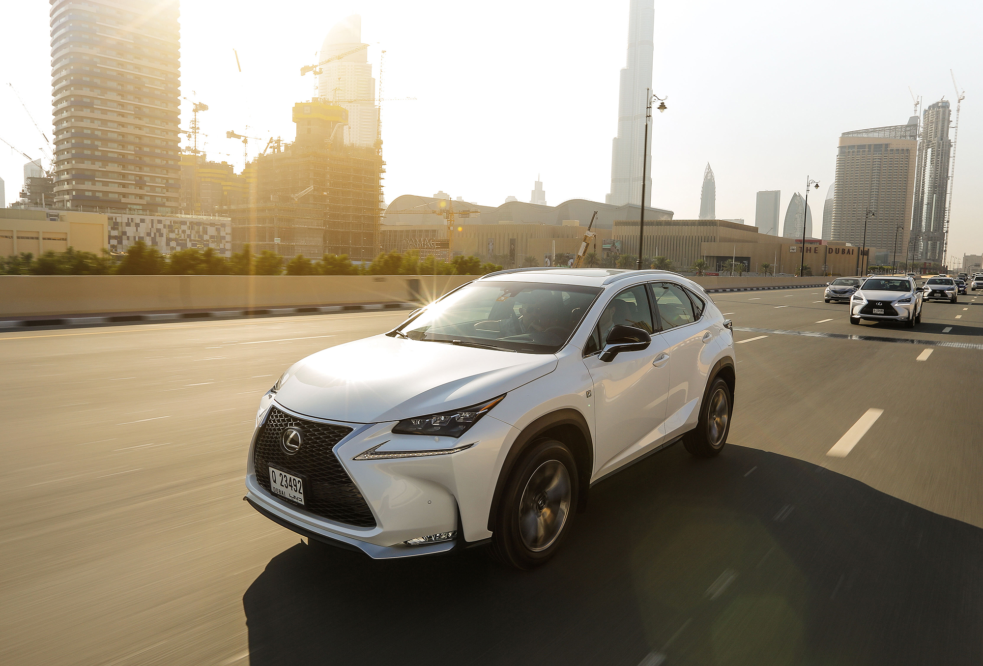 sport car drives ca autos f nx lexus attachment drive hl test