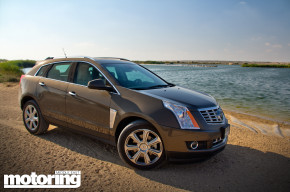 Family fun with 2015 Cadillac SRX