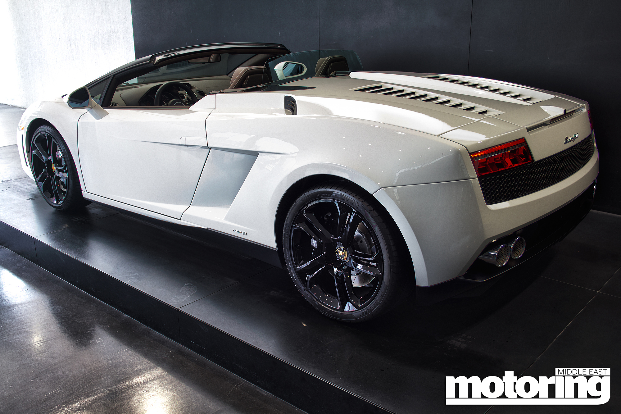 Buying a lamborghini gallardo
