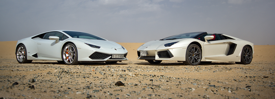 One is an amazing Lamborghini, the other is the best new supercar – both are winners, but which would we have?