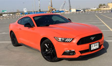2015 Ford Ecoboost Mustang