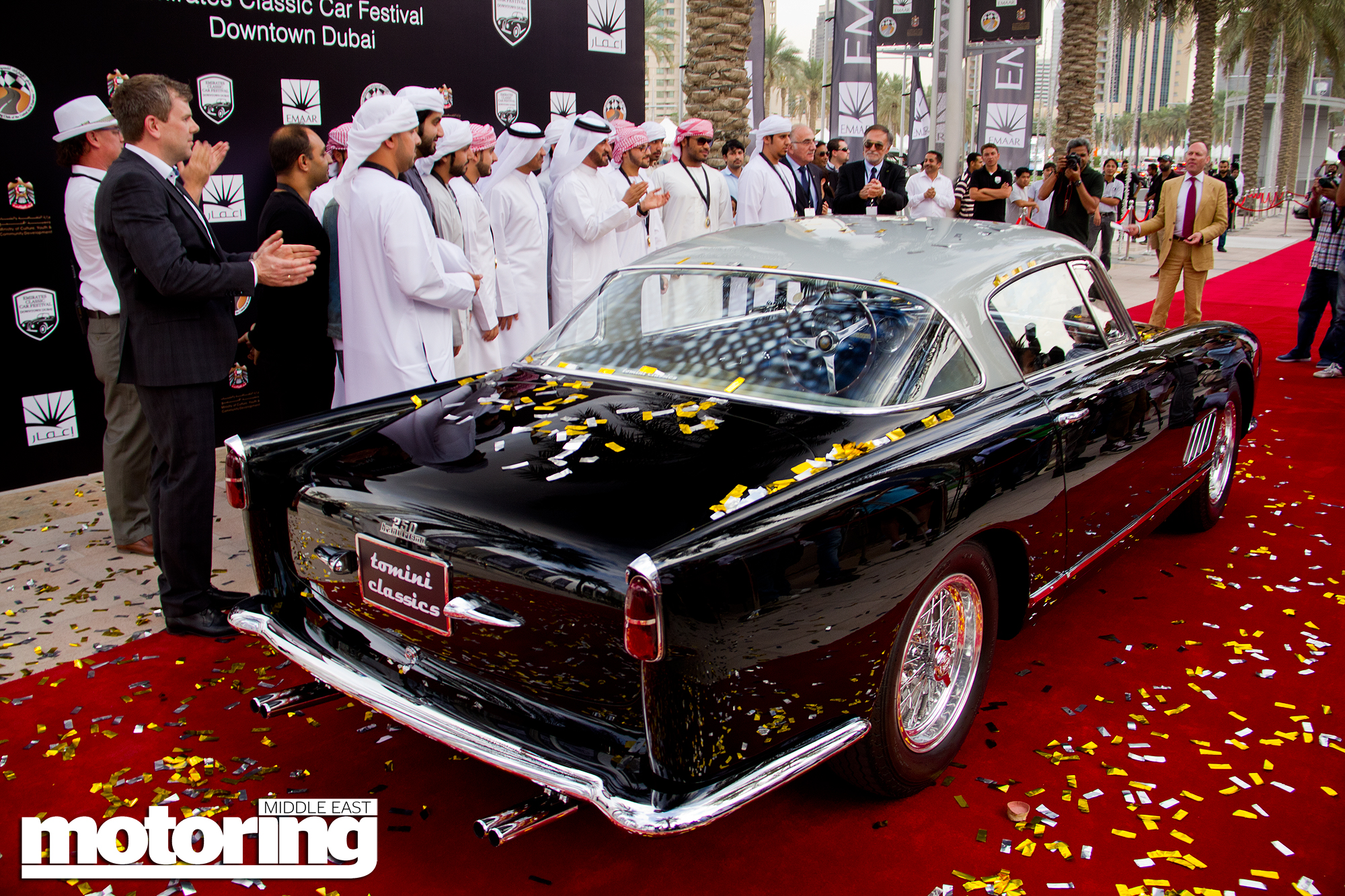2015 Emirates Classic Car Festival Report And Winners Motoring