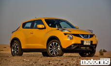 2015 Nissan Juke – review