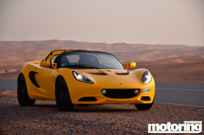 Lotus Elise S – video review