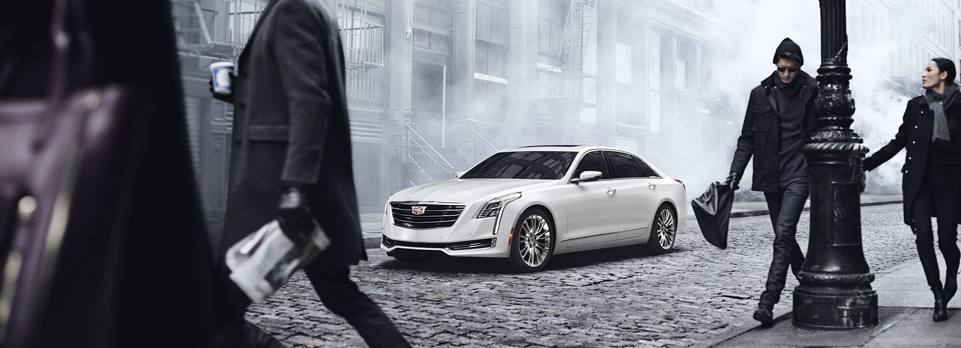 We've all been waiting a while to see the luxury flagship from Cadillac – here it is