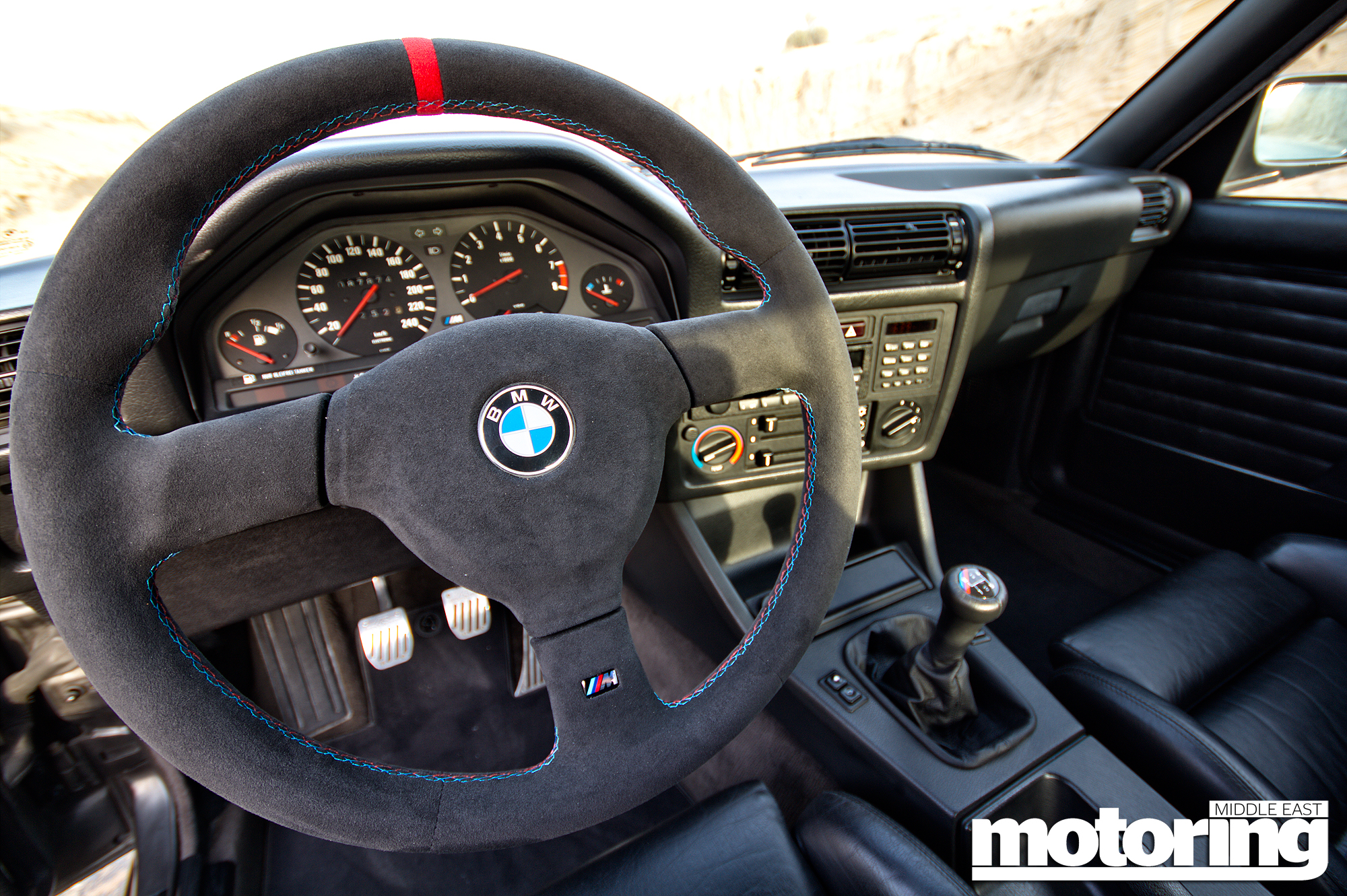 1987 BMW E30 M3 driven in Dubai - video!Motoring Middle East: Car ...