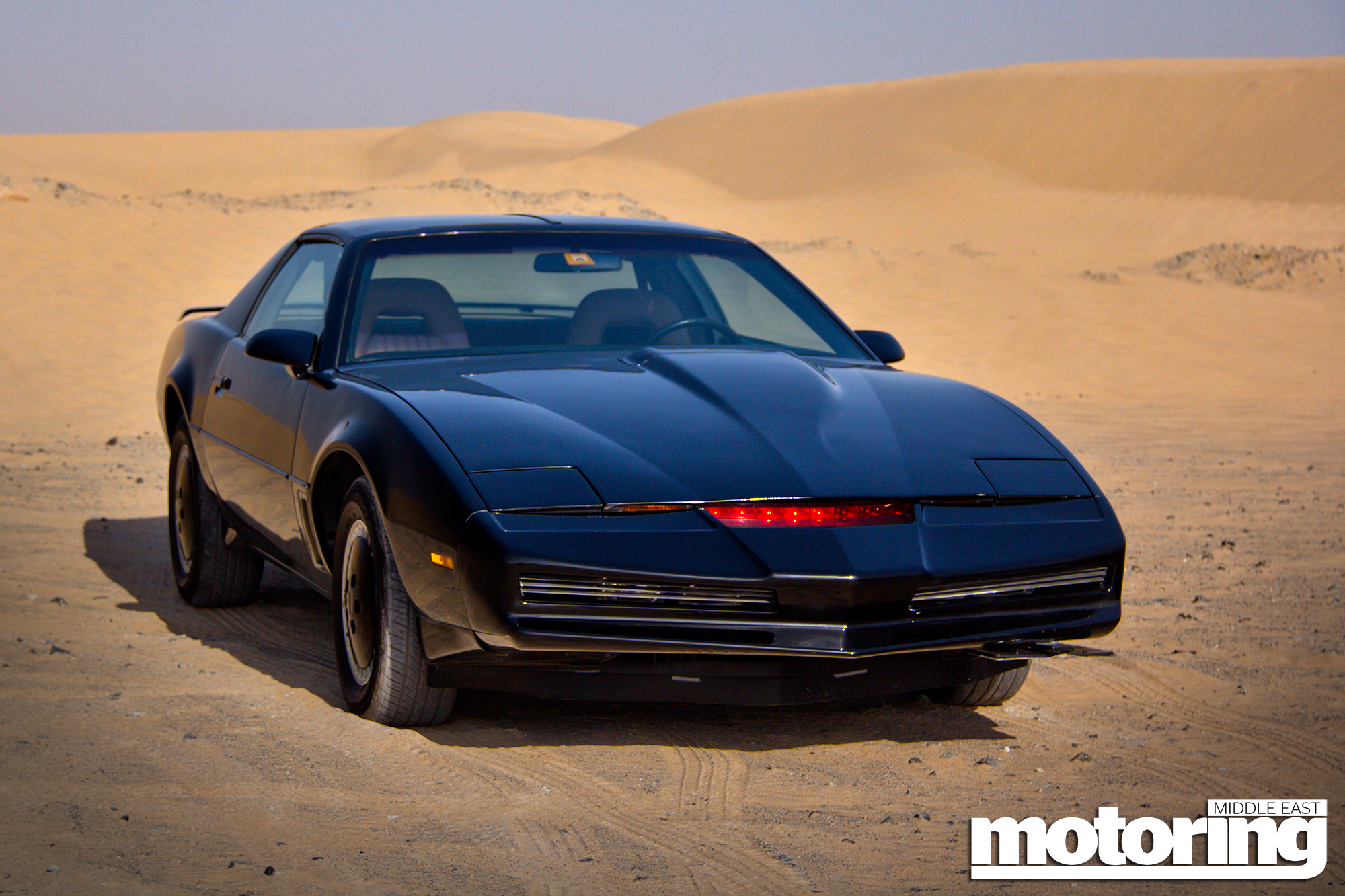 Kitt from knight rider and we drive itmotoring middle east car 5 responses to kitt thecheapjerseys Images