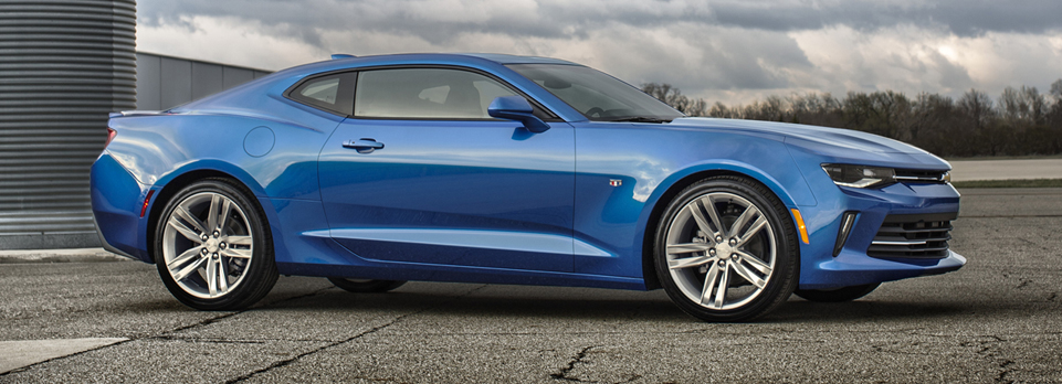 All-new Camaro Six is revealed – and we've got all the details