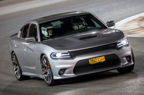 2015 Dodge Challenger, Charger and Hellcat driven
