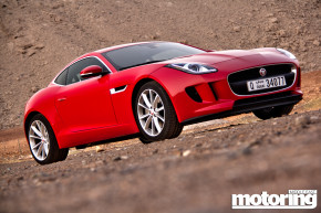 2015 Jaguar F-Type Coupe V6