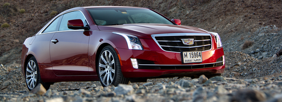 We spend a week with Caddy's coupe desperately seeking something not to like