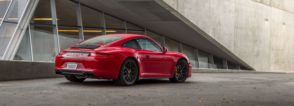 The thinking man's 911...and a little bit too perfect for its own good