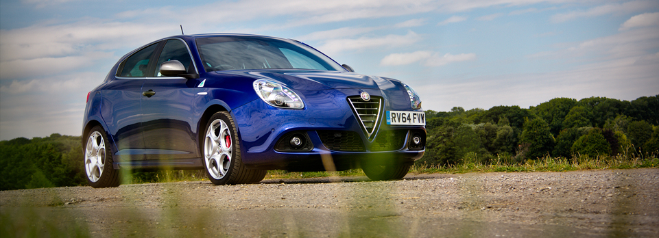 240bhp Quadrifoglio Verde - it's the hot hatch for those that don't run with the crowd