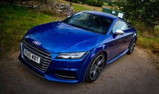 2015 Audi TTS Review