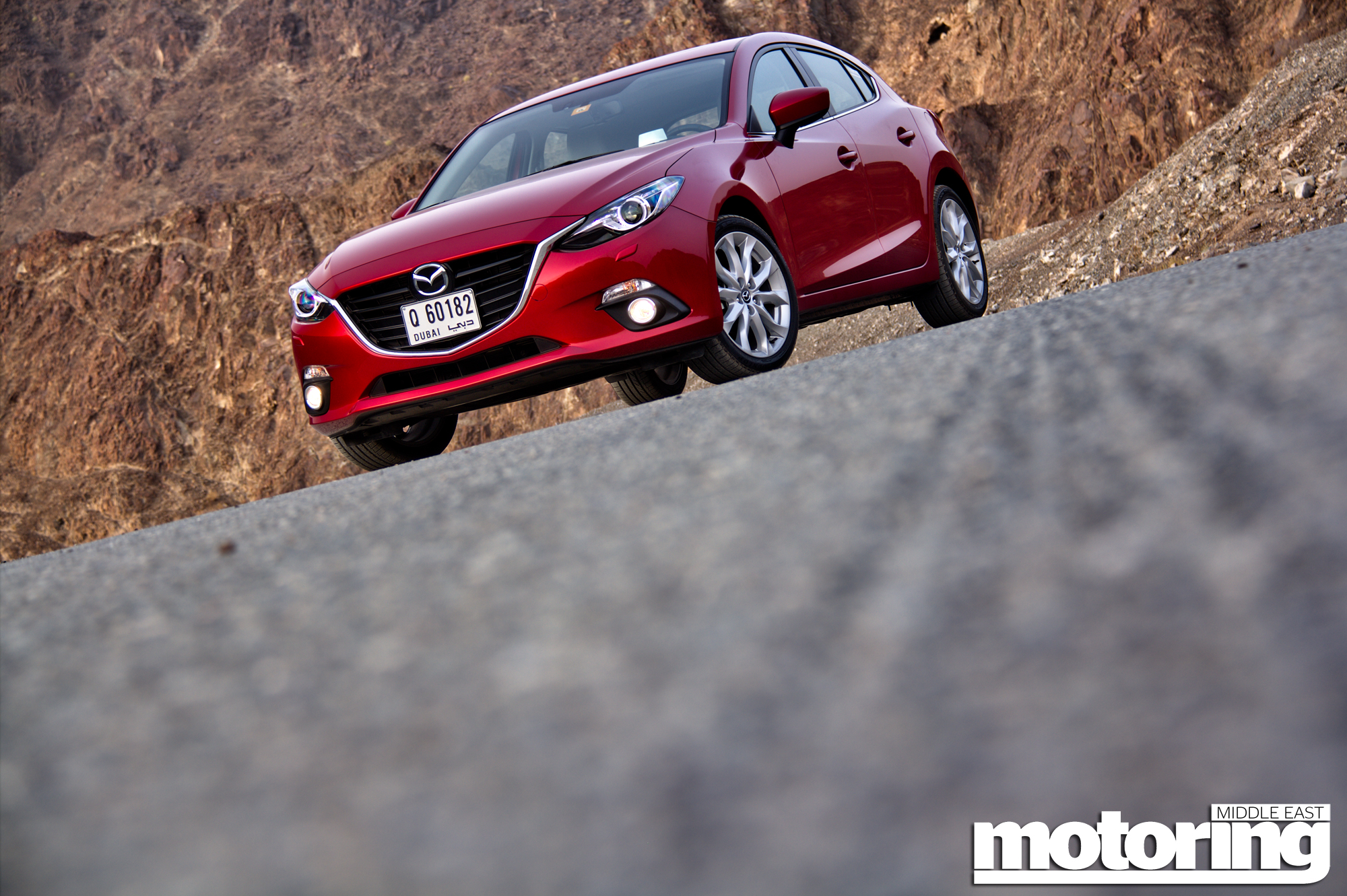 Mazda 3 video reviewMotoring Middle East Car news Reviews and