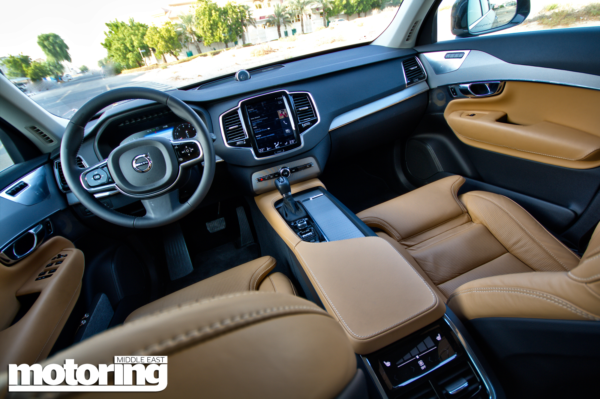 2016 Volvo XC90 video reviewMotoring Middle East: Car news, Reviews ...