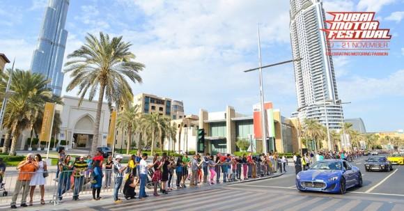 Dubai Motor Festival