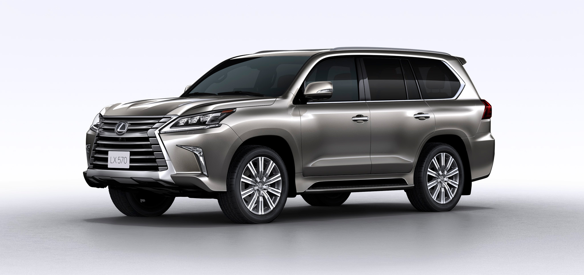 2016 Lexus Lx570 Launchedmotoring Middle East Car News