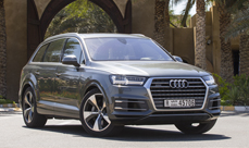 Video walkaround of the 2016 Audi Q7