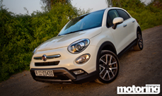 Fiat 500X Cross Plus video review