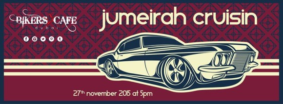Jumeirah Cruisin It's on!