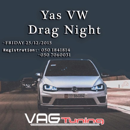 Yas VW Drag Night