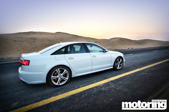 2015 audi s6 video reviewmotoring middle east car news for Dip s luxury motors reviews