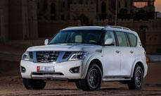 Nissan Patrol Desert Edition