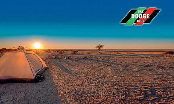 Dodge Club BBQ & Camping