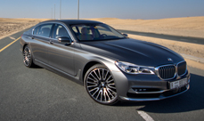 2016 BMW 750Li xDrive review