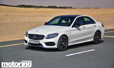 2015 Mercedes C450 AMG video review