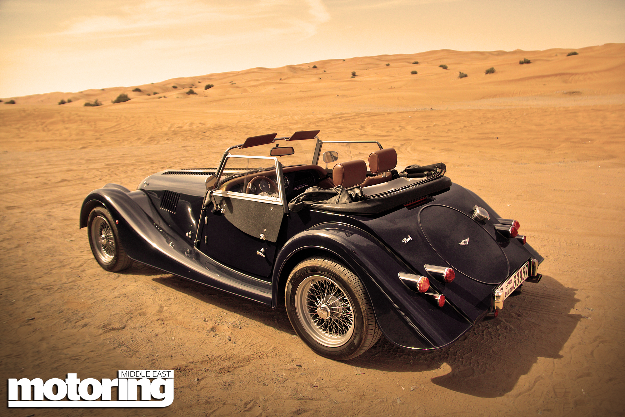 2015 Morgan Plus 4 – video reviewMotoring Middle East: Car news ...