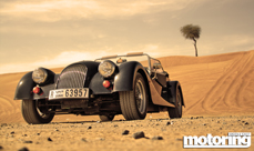 2015 Morgan Plus 4 – video review