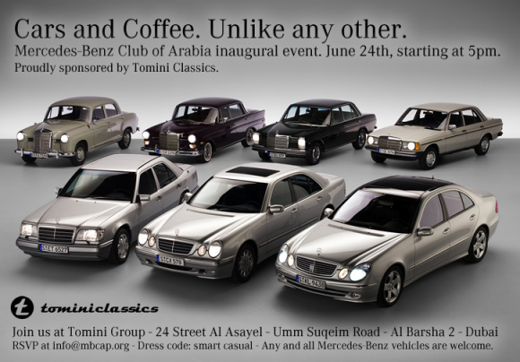 Mercedes-Benz Club of Arabia