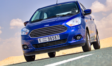 2016 Ford Figo video review