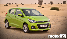 2016 Chevrolet Spark video review