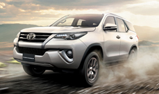 2016 Toyota Fortuner video review