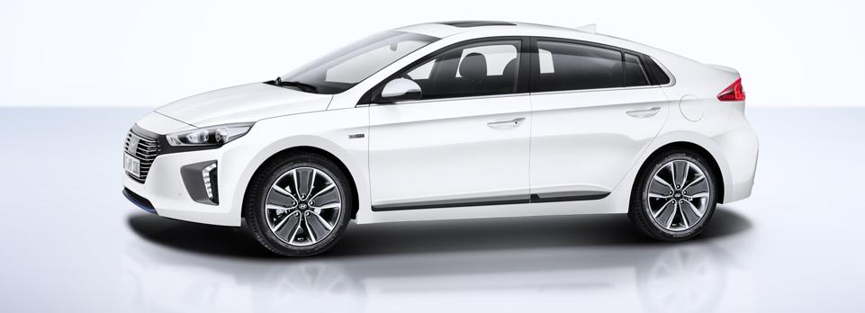 Hyundai IONIQ range will comprise hybrid, plug-in hybrid & full electric