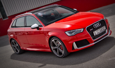 2016 Audi RS3 Review