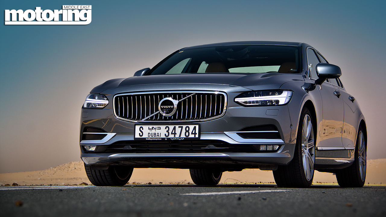 2017 Volvo S90 T6 Awd Reviewmotoring Middle East Car News