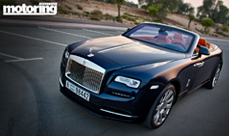 2016 Rolls-Royce Dawn review