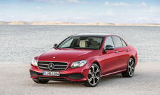 2017 Mercedes E200 review
