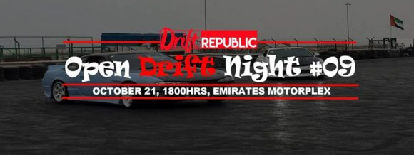 Drift Republic UAE