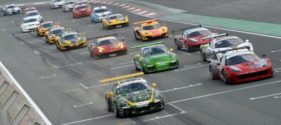 Dubai Autodrome 2016-2017