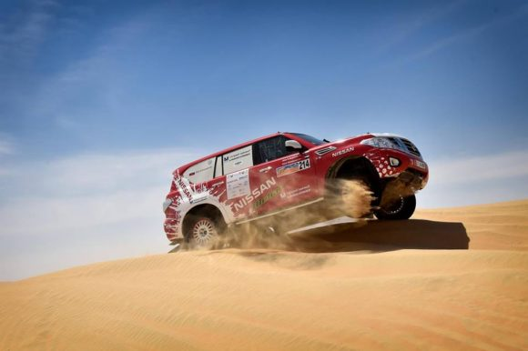 Dubai Rally