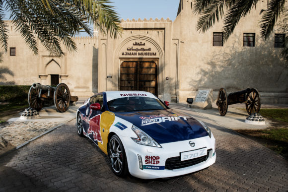 Red Bull Drift Ajman