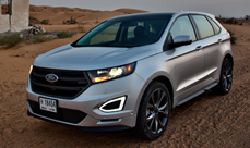 2016 Ford Edge Review