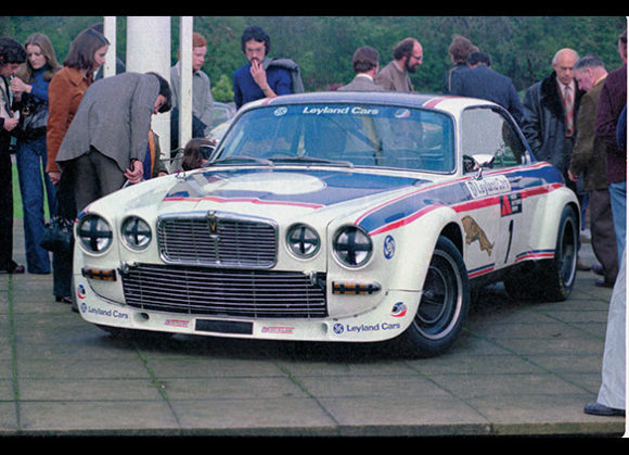 Jaguar XJ12-C Broadspeed